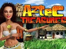 Aztec Treasures 3D в клубе Фараон