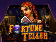 Fortune Teller на зеркале Фараон