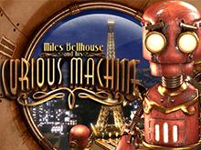 His Curious Machine на зеркале Фараон