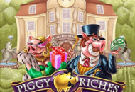 Piggy Riches на зеркале Фараон
