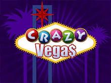 В топовом казино Фараон автомат онлайн Безумный Вегас